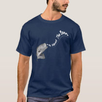 ALL ABOUT THE BASS- FUNNY FISHING T-SHIRT