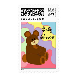 All About The Bears Postage
