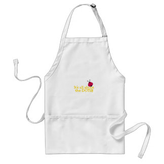 All About The Dots Adult Apron