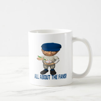 All About The Fans Coffee Mug