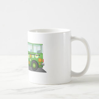 All about the love bus coffee mug