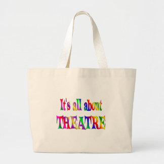 All About Theatre Tote Bags