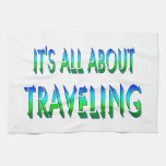 All About Traveling Kitchen Towels