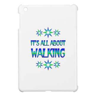 All About Walking Case For The iPad Mini