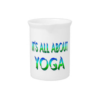 All About Yoga Pitcher