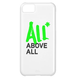 All* Above All Case For iPhone 5C