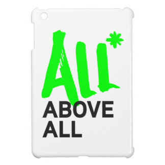All* Above All iPad Mini Cover