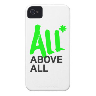 All* Above All iPhone 4 Cover