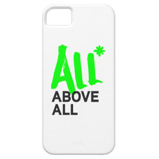All* Above All iPhone SE/5/5s Case