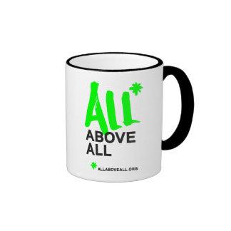 All* Above All Ringer Coffee Mug
