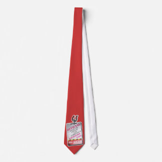 All Access Backstage Pass Tie