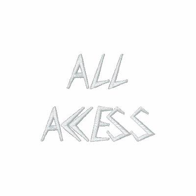 ALL ACCESS HOODY