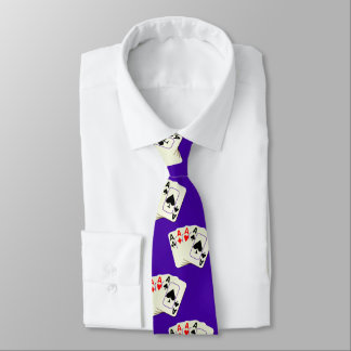 All Aces On Any Color Tie