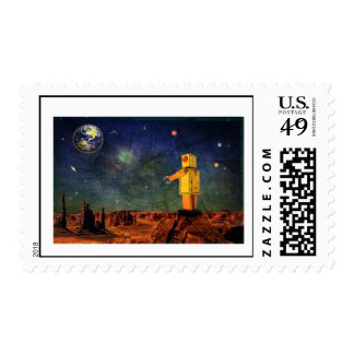 All Alone Postage