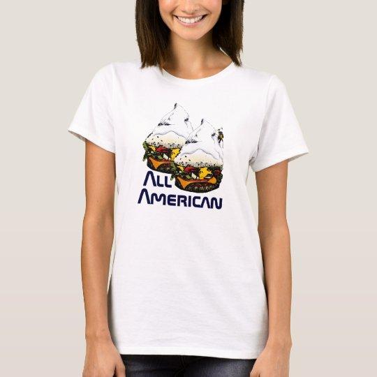 All American - 1 T-Shirt