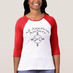 All American Archery Baseball Shirt