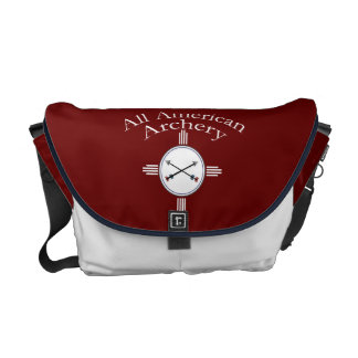 All American Archery Messenger Bag