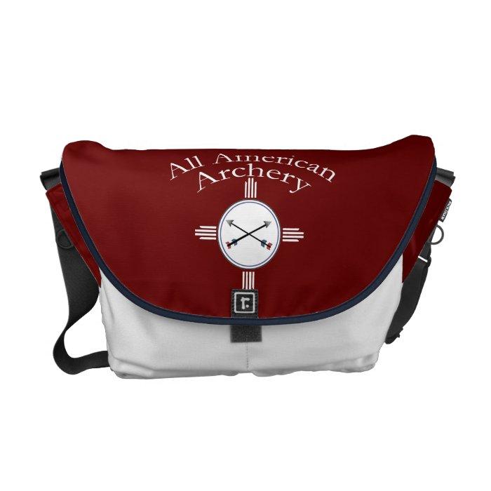All American Archery Messenger Bag