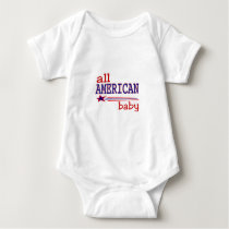 All American Baby Baby Bodysuit