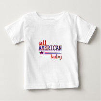 All American Baby Baby T-Shirt