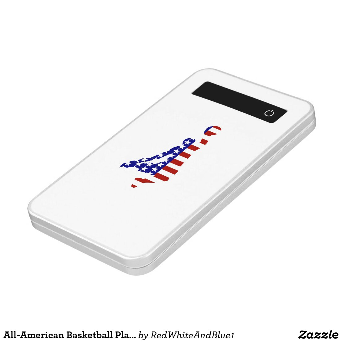 All-American Basketball Player Power Bank