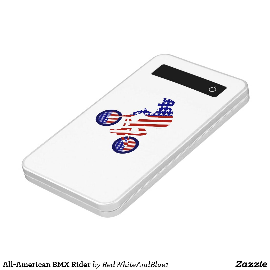 All-American BMX Rider Power Bank
