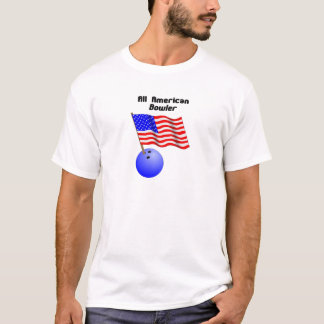 All American Bowler T-Shirt