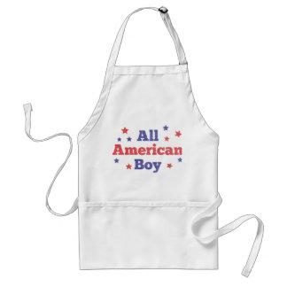 All American Boy Apron