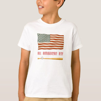 All American Boy Flag Tee