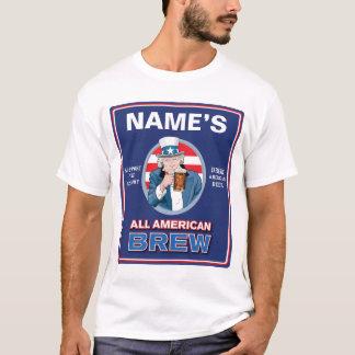 All American Brew Men's T-Shirt
