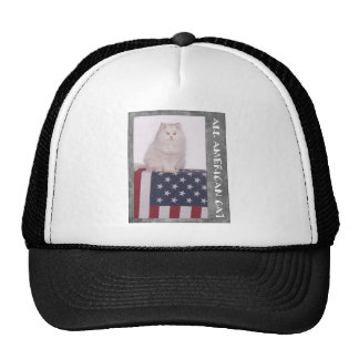 All American Cat Trucker Hat