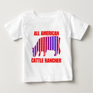 ALL AMERICAN CATTLE RANCHER T SHIRTS