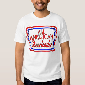 All American Cheerleader Shirt