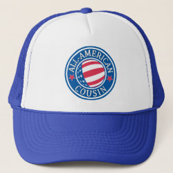 All American Cousin Trucker Hat