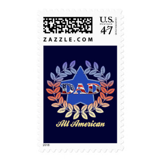 All American Dad Postage