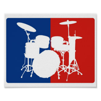 All american drummer - Poster