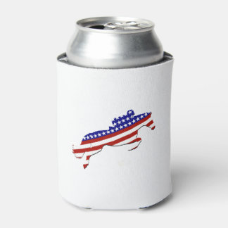 All-American Equestrian Rider Can Cooler