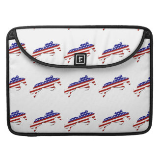 All-American Equestrian Rider Sleeves For MacBook Pro