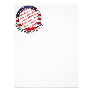 All American Father s Day Frame Flyers