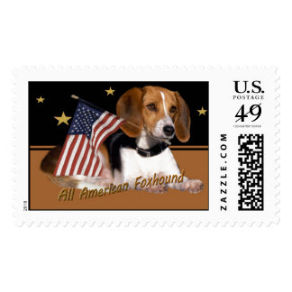 All American Foxhound Apparel & Gifts Postage