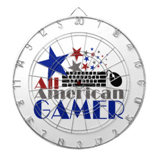 All American Gamer Dartboards