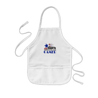 All American Gamer Kids' Apron