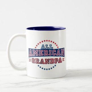 All-American Grandpa Coffee Mug