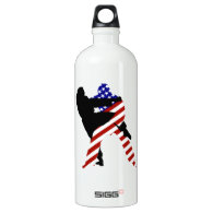 All-American Judo Fighters SIGG Traveler 1.0L Water Bottle