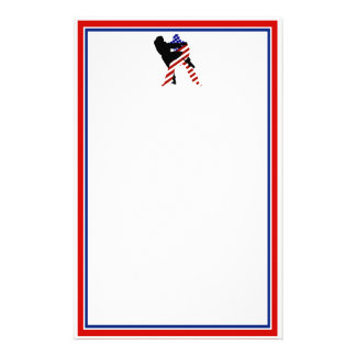 All-American Judo Fighters Stationery