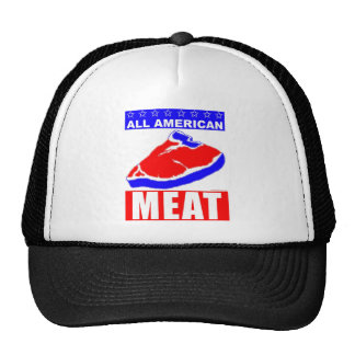 All American Meat Hats