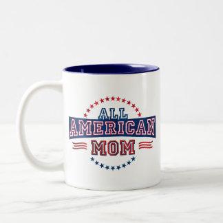 All-American Mom Coffee Mug
