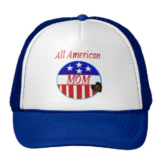 All American MOM Hats