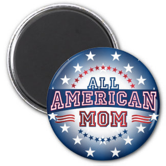 All-American Mom Magnet