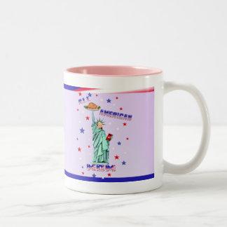 All American MOM Mug